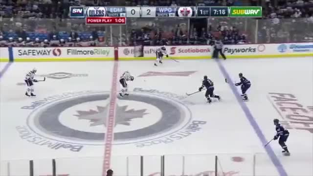 Watch and share Edmonton Oilers GIFs and Winnipeg Jets GIFs by Alex Hayes on Gfycat