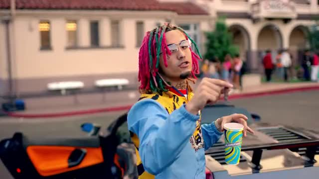 """Watch and share Lil Pump - """"Gucci Gang"""" (Official Music Video) GIFs on Gfycat"""
