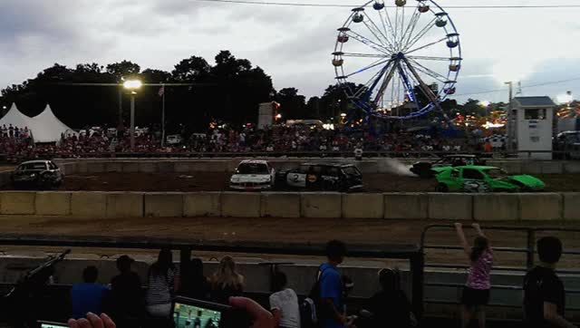 Watch and share Demolition Derby GIFs on Gfycat