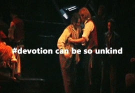 e/r, enjolras x grantaire, les miserables, look I made a thing, musicals, my stuff, Cast your soul to the sea GIFs