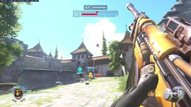 Watch Sleepy pharah GIF by @david_skylard on Gfycat. Discover more related GIFs on Gfycat