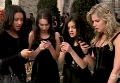 Watch they're coming GIF on Gfycat. Discover more alison dilaurentis, aria montgomery, emily fields, get to know me meme, gtkm, hanna marin, pll edit, plledit, pretty little liars, pretty little liars edit, prettylittleliarsedit, spencer hastings GIFs on Gfycat