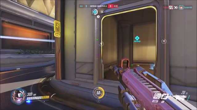 Watch and share Bastion POTG Clutch GIFs on Gfycat