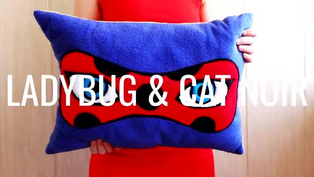 Watch Ladybug & Cat Noir (Miraculous Ladybug) Handmade Plush Pillow GIF by G4SKY.net (@g4sky.net) on Gfycat. Discover more Adrien Agreste, Cat Noir, Handmade, Ladybug, Ladybug & Cat Noir, Marinette Dupain-Cheng, Miraculous Ladybug, Miraculous Tales of Ladybug Cat Noir, Miraculous: Tales of Ladybug & Cat Noir, Pillow, Plush, cat noir pillow, cat noir plush, g4sky, ladybag cat noir, ladybag cat noir pillow, ladybag cat noir plush, ladybag pillow, ladybag plush, plush pillow GIFs on Gfycat