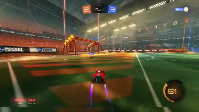 Watch and share Rocket League GIFs and Playstation 4 GIFs by meisnerism on Gfycat