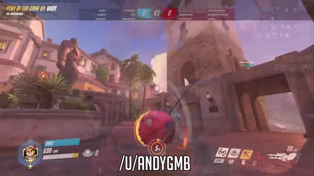 Watch DASH 1080 GIF on Gfycat. Discover more overwatch, potg GIFs on Gfycat