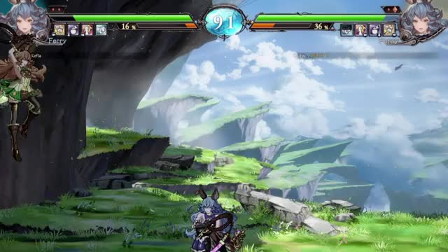 Watch and share Granblue Fantasy Versus (Closed Beta) 20190601191328 GIFs on Gfycat