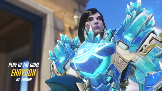 Watch and share Overwatch GIFs and Pharah GIFs by ehaydon on Gfycat