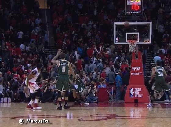 Watch and share James Harden Shimmy GIFs by MarcusD on Gfycat