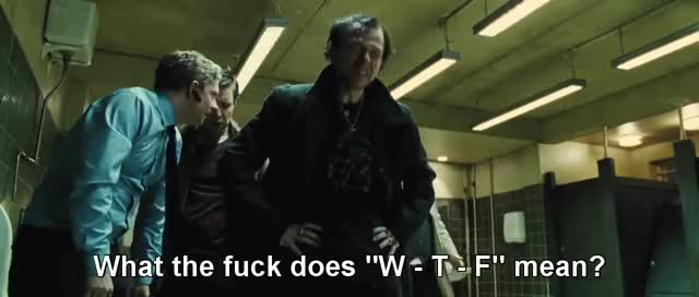 Watch and share The World's End: WTF?! GIFs on Gfycat