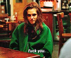 Watch cuss GIF on Gfycat. Discover more funny, funny pictures, kristen stewart, me, sarcasm, sassy GIFs on Gfycat
