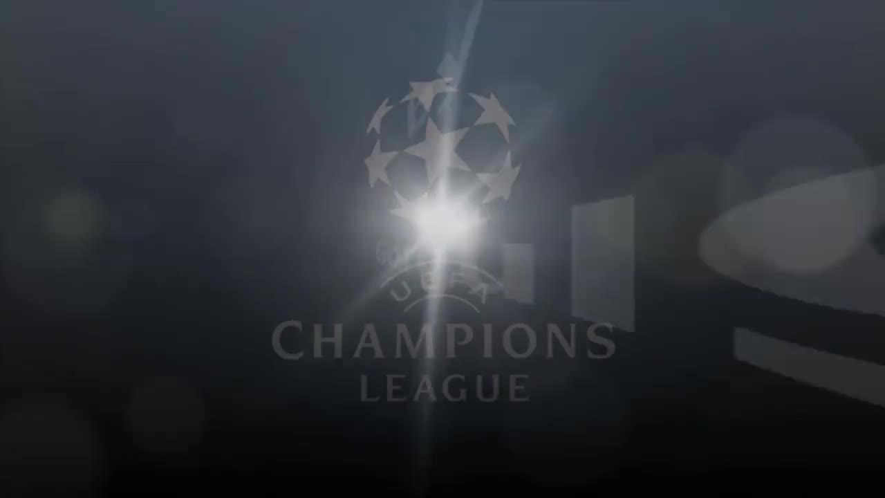 Uefa Champions League Official Theme Song Hymne Stereo Hd Gif