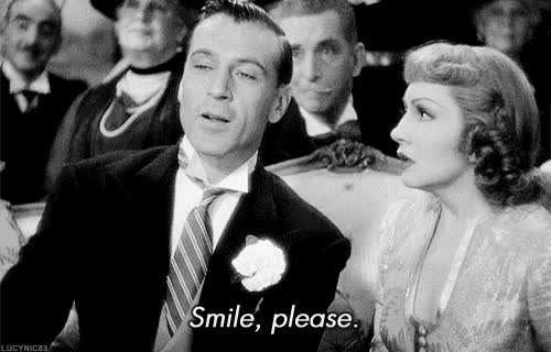 Watch and share Claudette Colbert GIFs on Gfycat