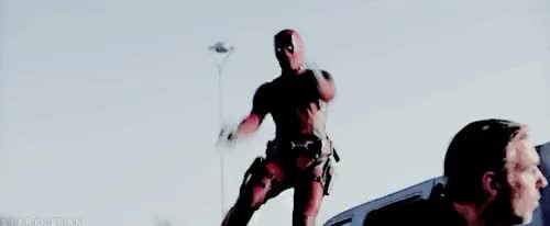 Watch the force awakens GIF on Gfycat. Discover more deadpool, deadpooledit, gif GIFs on Gfycat