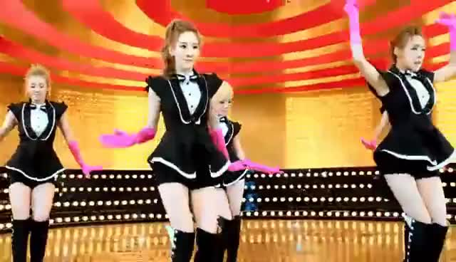 Watch and share GIRLS' GENERATION 少女時代_PAPARAZZI_Music Video GIFs on Gfycat