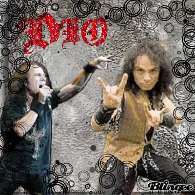 Watch <<< Ronnie James Dio >>> by AliceGunsnRoses GIF on Gfycat. Discover more related GIFs on Gfycat