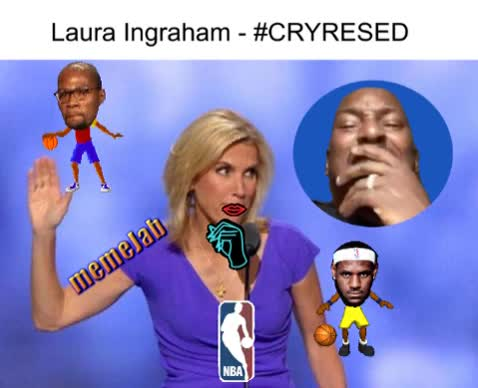Watch and share Laura Ingraham GIFs and Kevin Durant GIFs by Petty Parker on Gfycat