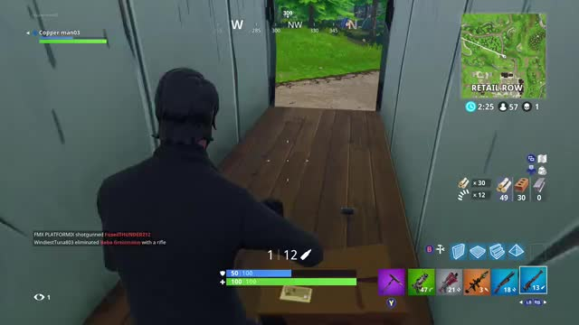 Watch Sniper  GIF by Gamer DVR (@xboxdvr) on Gfycat. Discover more Copper man03, FortniteBattleRoyale, xbox, xbox dvr, xbox one GIFs on Gfycat