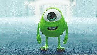 Watch and share Mike Wazowski Bebé. GIFs on Gfycat