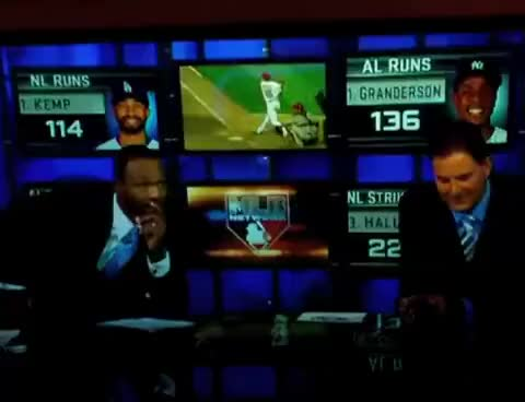 Watch Harold Reynolds and Dan Plesac GIF on Gfycat. Discover more Boston Red Sox, MLB, Tampa Bay Rays GIFs on Gfycat