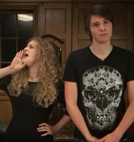 Watch and share Carrie Fletcher GIFs and Amazingphil GIFs on Gfycat
