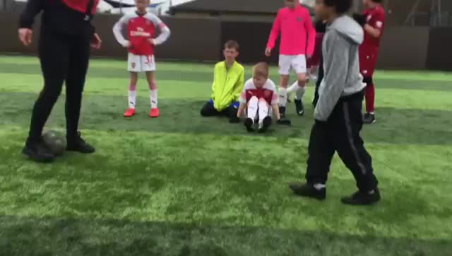 Watch and share Soccer GIFs and Funny GIFs by RespectMyAuthoriteh on Gfycat