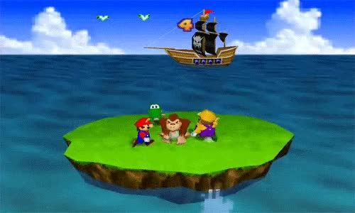 Watch and share Mario Party GIFs on Gfycat
