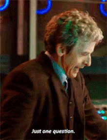confused, huh, question, question mark, questioning, what, Doctorwho Question GIFs