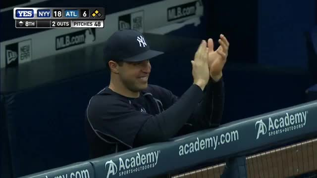 Watch Tex Clap GIF on Gfycat. Discover more NYYankees, nyyankees GIFs on Gfycat
