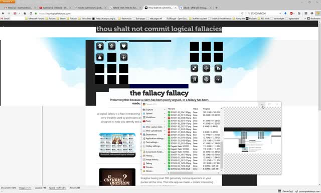 Watch and share Firefox: Zalgo Edition GIFs on Gfycat