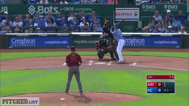 Watch and share Robbie Ray SL 2017 GIFs on Gfycat