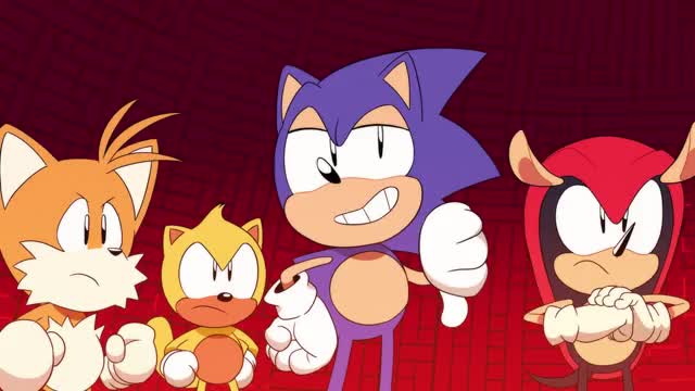 Watch and share Miles Tails Prower GIFs and Sonic The Hedgehog GIFs by AzureBeast on Gfycat