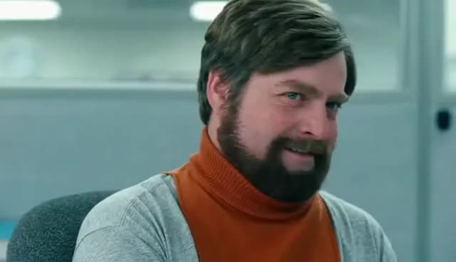 """Watch """"Zach Galifianakis Laugh"""" GIF on Gfycat. Discover more related GIFs on Gfycat"""