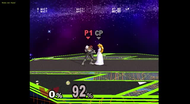 Watch and share High % Dthrow Knee On Peach, Reacting To Airdodge GIFs by benrachman on Gfycat
