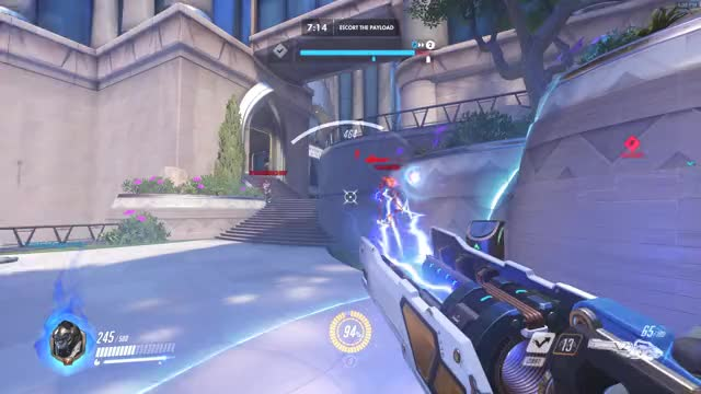 Watch and share Overwatch GIFs by syprious on Gfycat