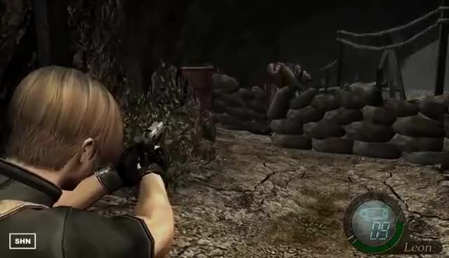 Resident Evil 4 Ps4pro Full Hd 1080p 60fps Longplay Walkthrough