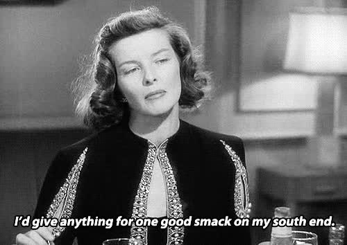 Watch and share Katharine Hepburn GIFs on Gfycat