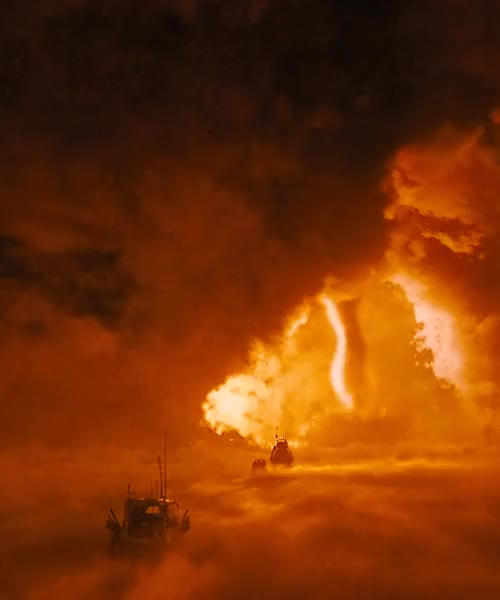 Watch and share Volcanic Lightning During An Eruption GIFs on Gfycat