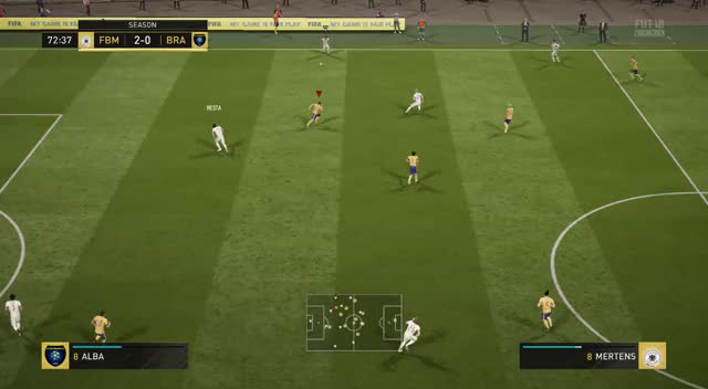 Watch and share FIFA 18 2017.10.26 - 01.22.41.08.DVR.mp4 GIFs on Gfycat