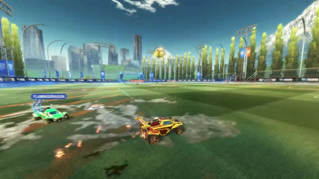 Watch and share Rocket League GIFs by akobitz on Gfycat