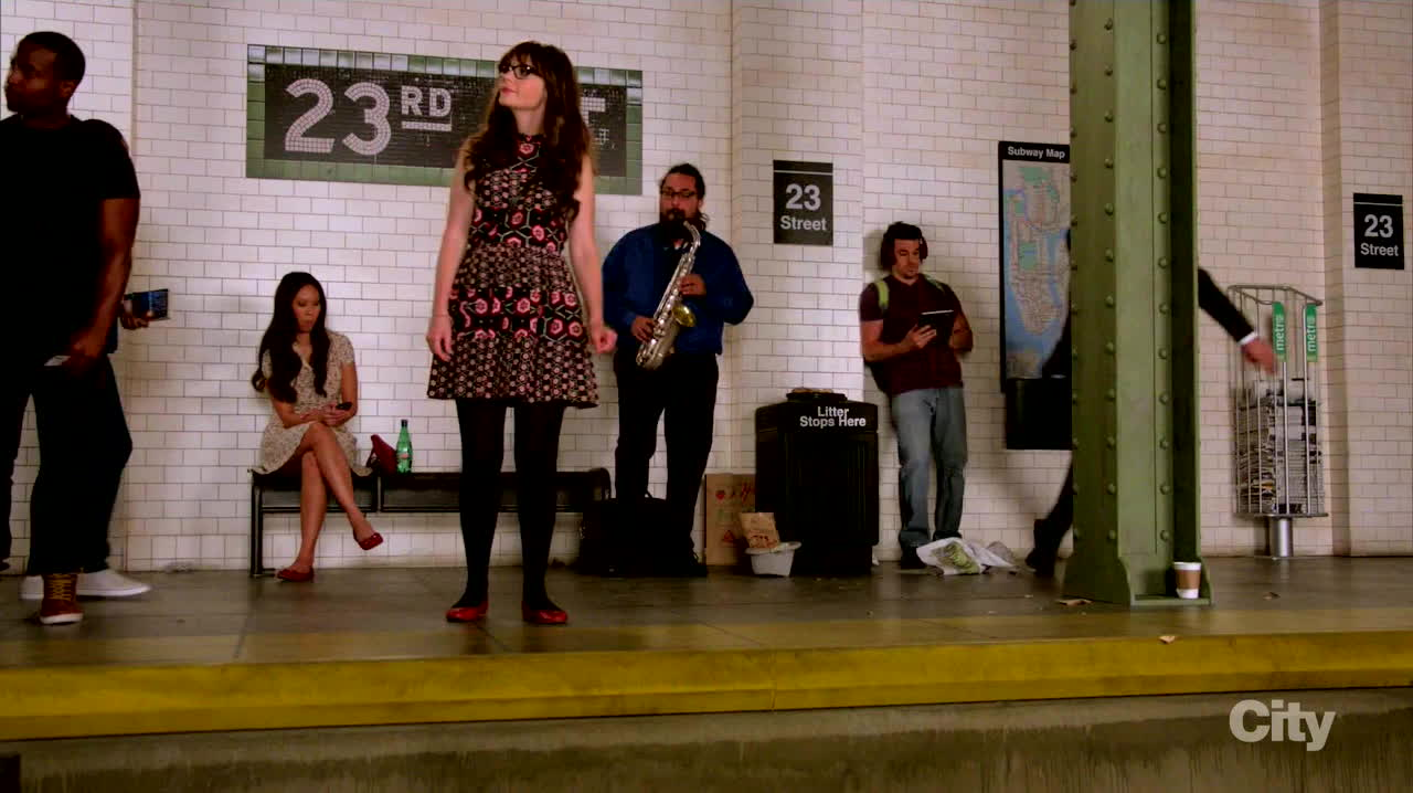 New Girl, Suicide GIFs