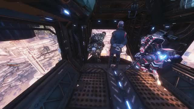 Watch and share Titanfall In 90s With No HUD (R-97) GIFs by meta_username on Gfycat