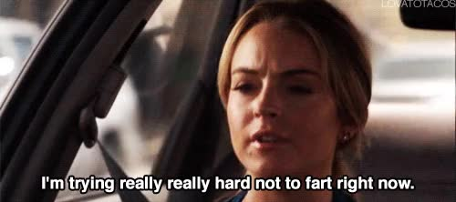 Watch and share Lindsay Lohan GIFs and Fart GIFs on Gfycat