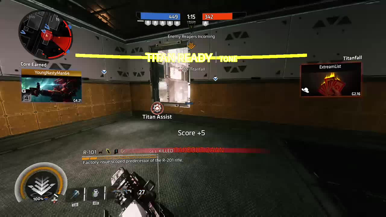 titanfall, titanfall 2, Titan Squash Revenge GIFs