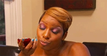 Nene Leakes, bored, notamused, uninterested, not amused GIFs