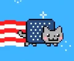 Watch and share The Internet GIFs and Nyan Cat GIFs on Gfycat