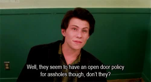 Watch and share Christian Slater GIFs and Jason Dean GIFs on Gfycat