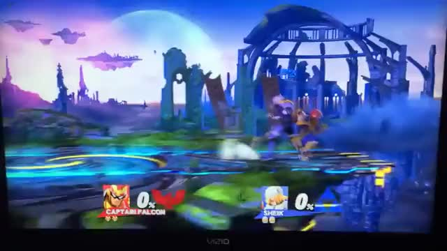 Watch and share Falcon Goes Ham GIFs by radicool21 on Gfycat