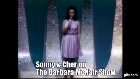 barbara mcnair, sonny & cher, the barbara mcnair show, Barbara Mcnair GIFs