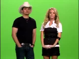 Watch carrie GIF on Gfycat. Discover more Brad, Carrie, Paisley, Underwood, blooper, green, improv, screen GIFs on Gfycat